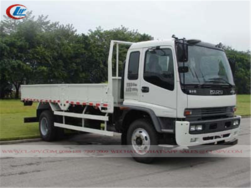 Isuzu cargo truck