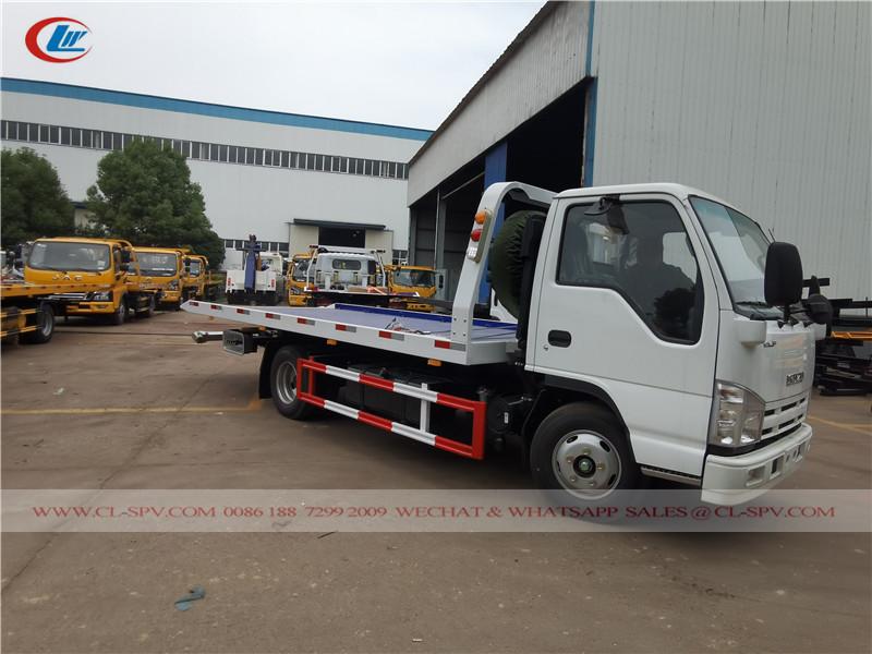 中国いすゞ100pワントウ2レッカーレッカー車 09