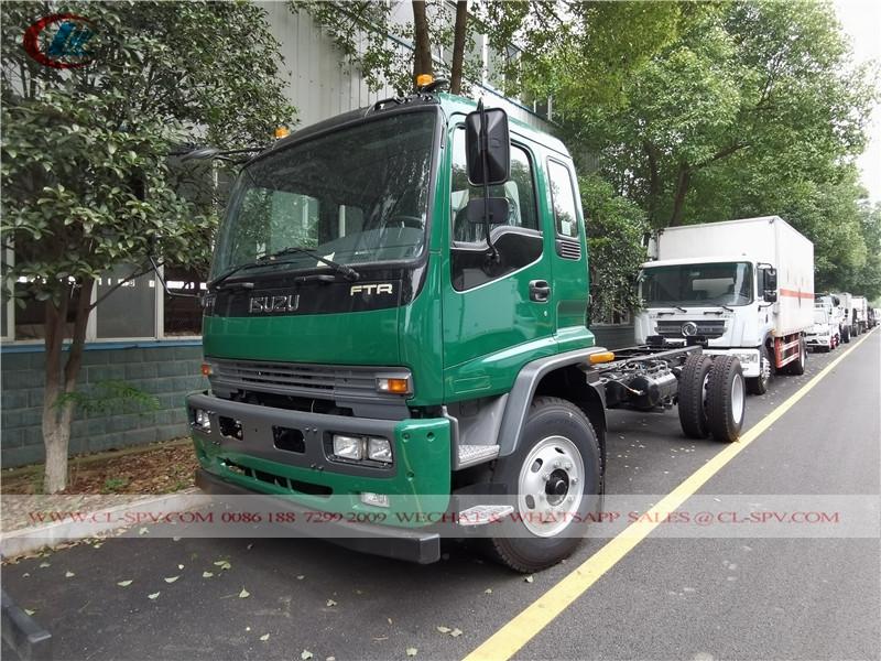 China Isuzu FTR LKW-Chassis