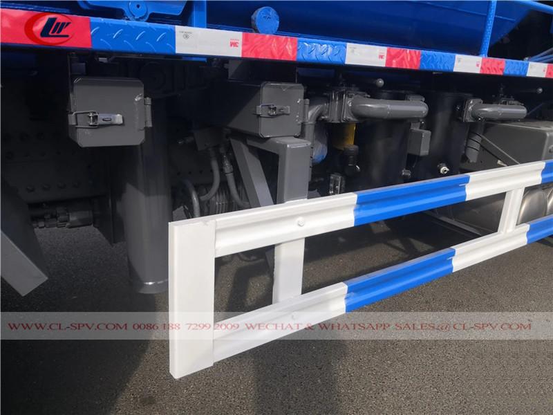 Howo Vakuum-Abwasserwagen Details