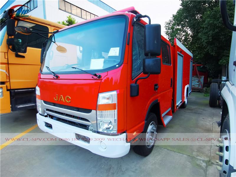江淮 5 tons water fire fighting truck