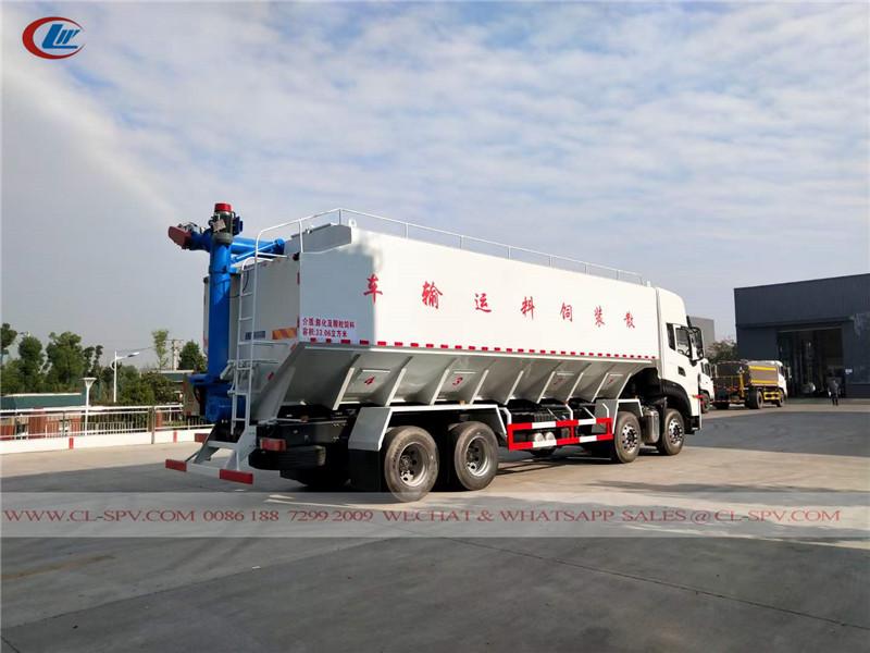 Dongfeng bulk feed cargo truck