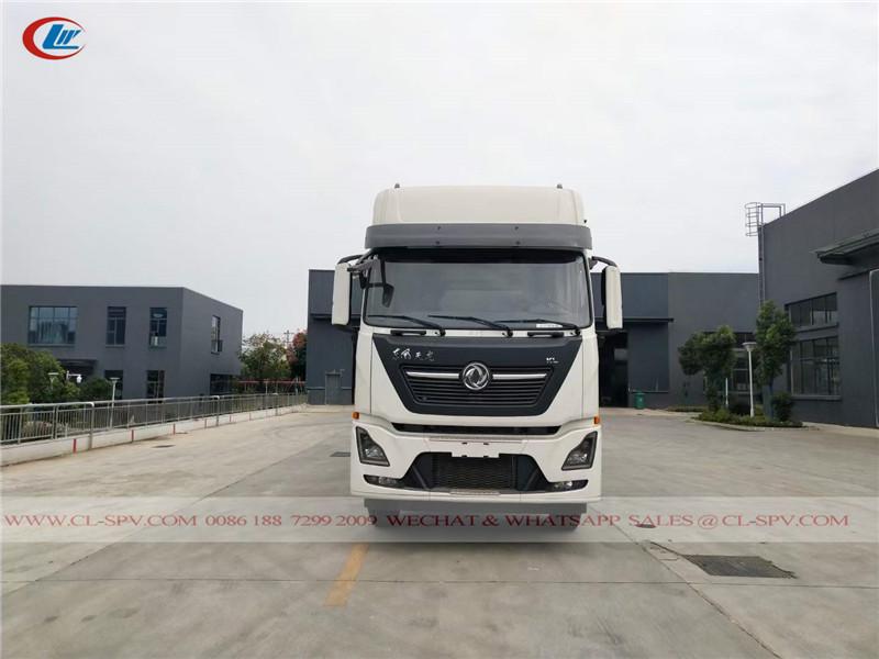 Dongfeng bulk corn truck
