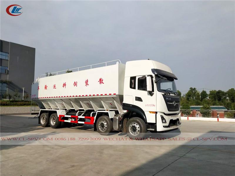 Dongfeng Bulk soybean truck