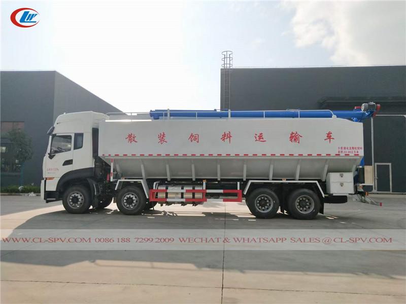 Dongfeng KL bulk feed cargo truck