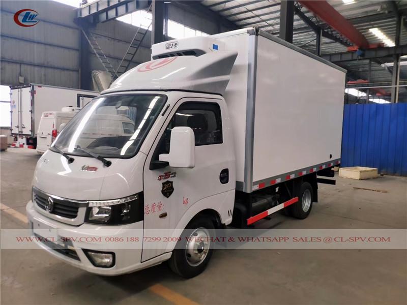 Dongfeng tuyi refrigerator truck
