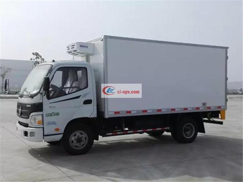 照片 Aumark 5 吨冷藏车
