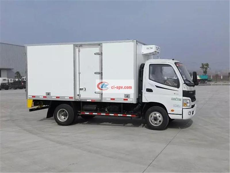 福田 Aumark 4m 冷藏车