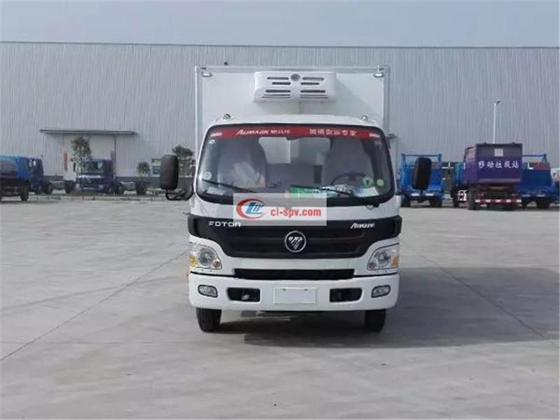 福田4m冷藏车