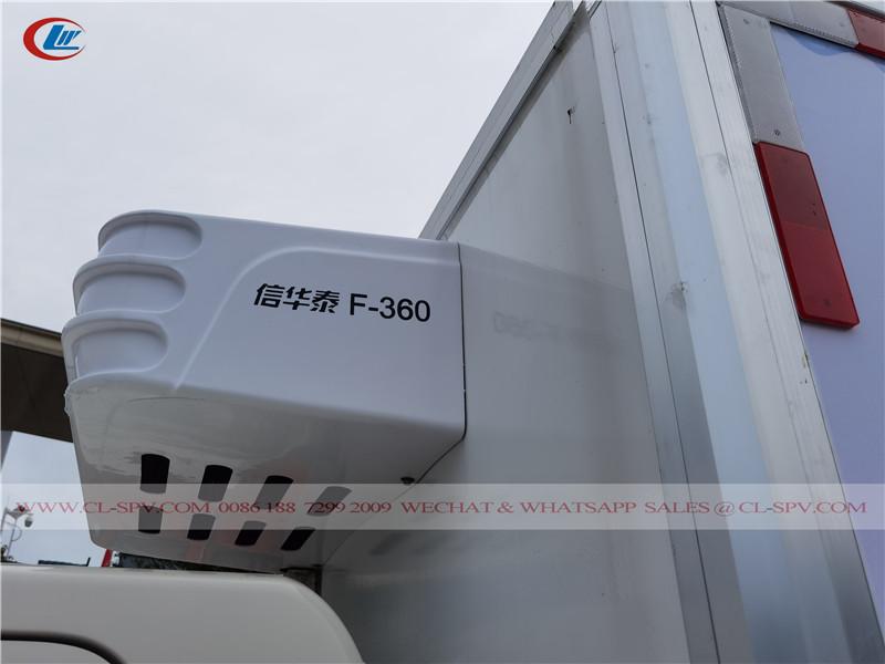 ফোটন রেফ্রিজারেটেড ট্রাক F-360