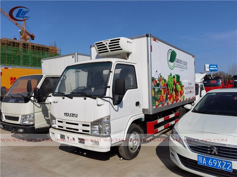 Camión frigorífico isuzu 100p