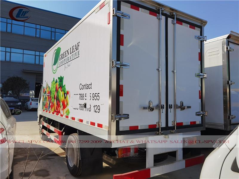 Camión refrigerado Isuzu 100p