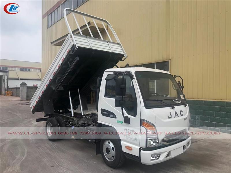 شاحنة نقل البضائع JAC