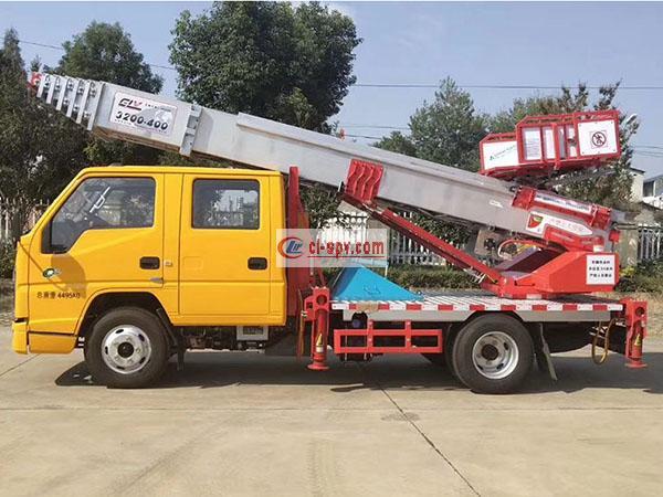 JMC Shunda 32m ladder truck