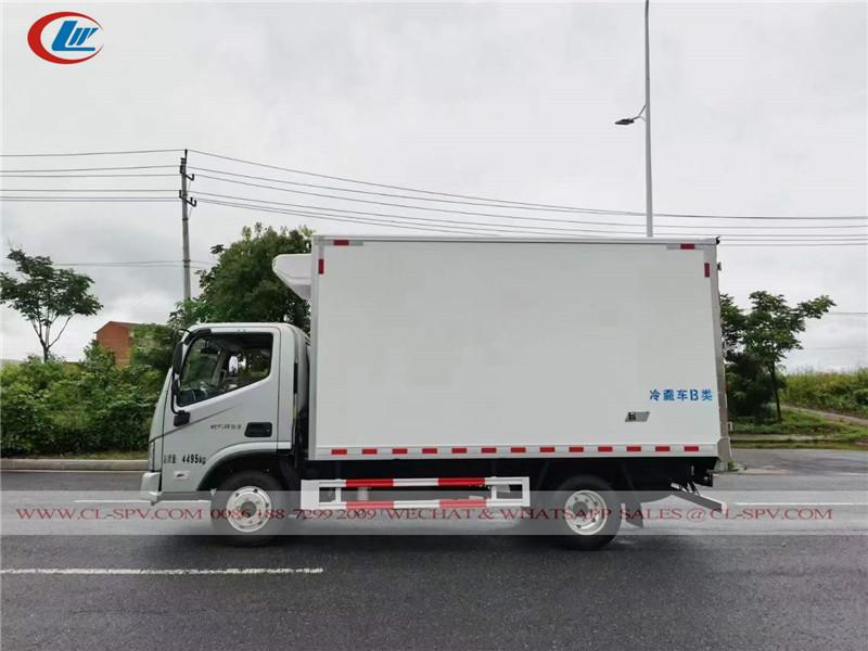 ٹرک سے فوٹون فریزر