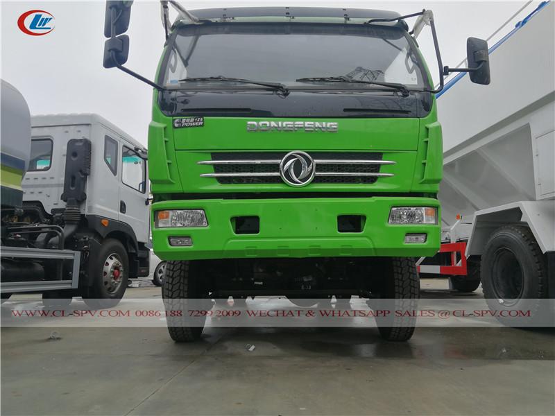 Dongfeng 4x4 dump truck