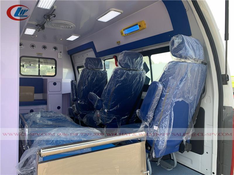 Foton G9 Krankenwagen