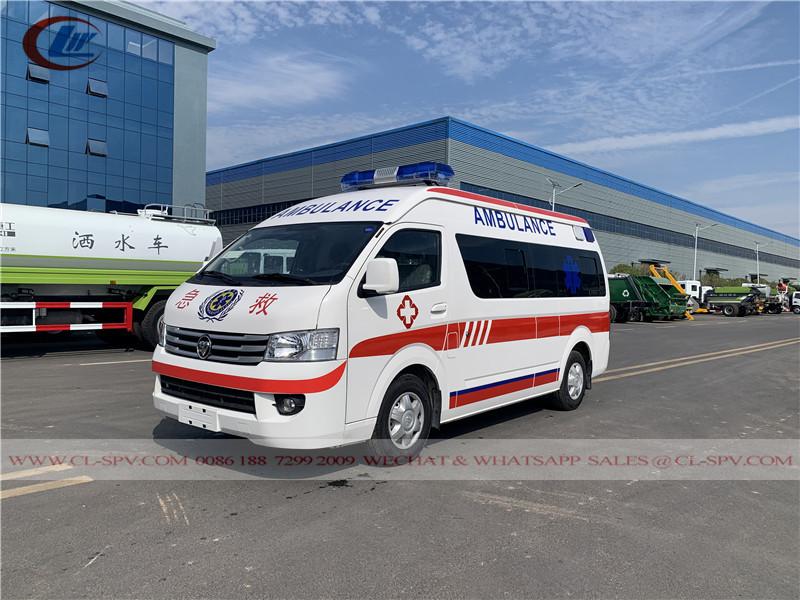 福田G9救急車