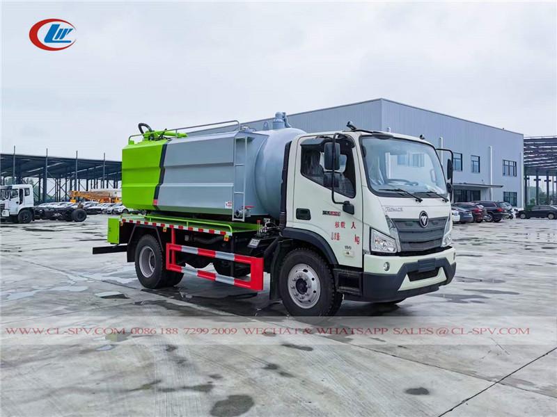 Foton Rowor sewage truck