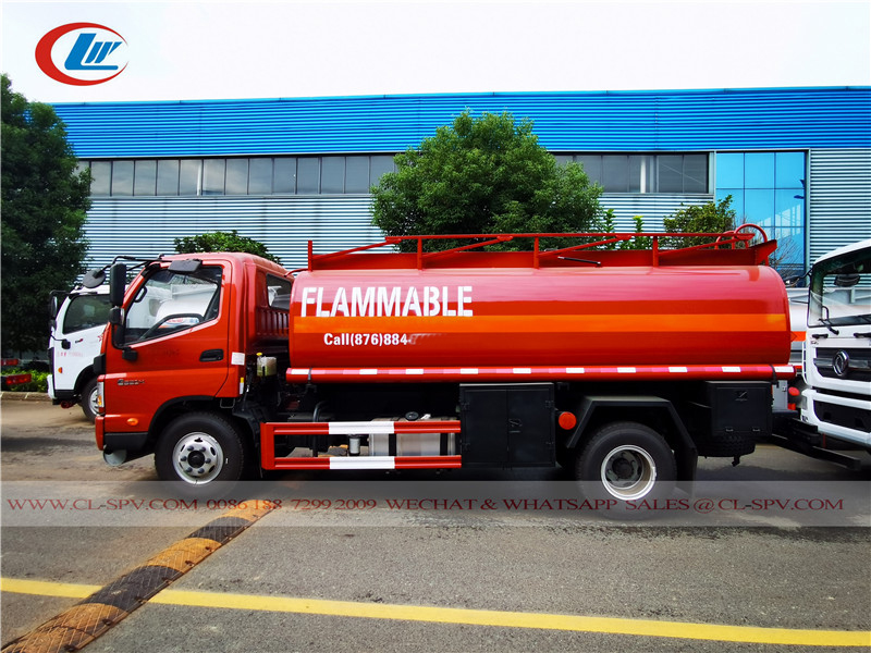Fotos aumark 5000 tanque de combustível de litros para a Jamaica