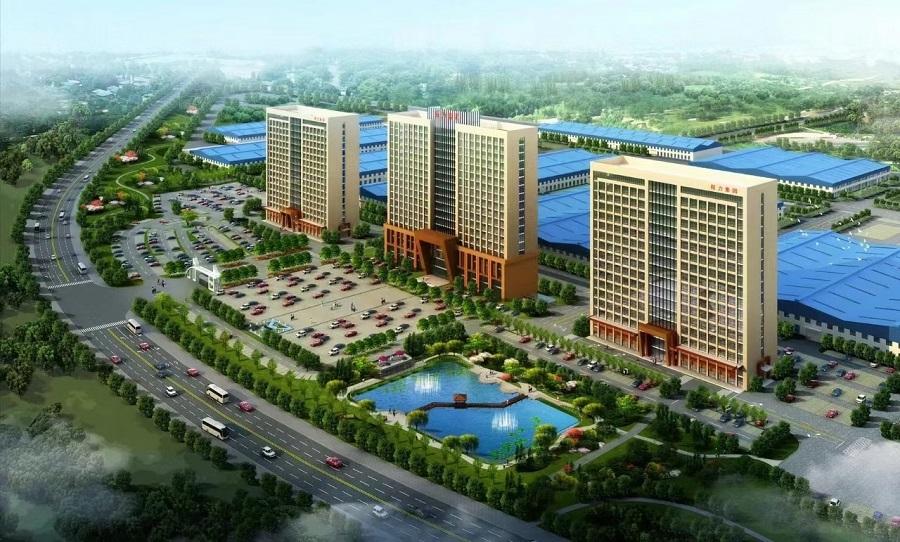 Newly built Chengli Zengdu Industry park