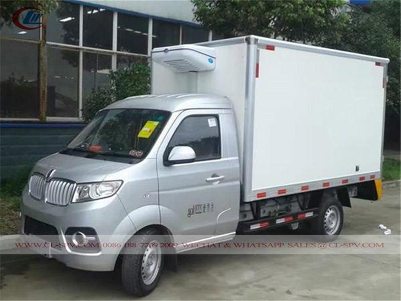 甚平冷蔵トラック