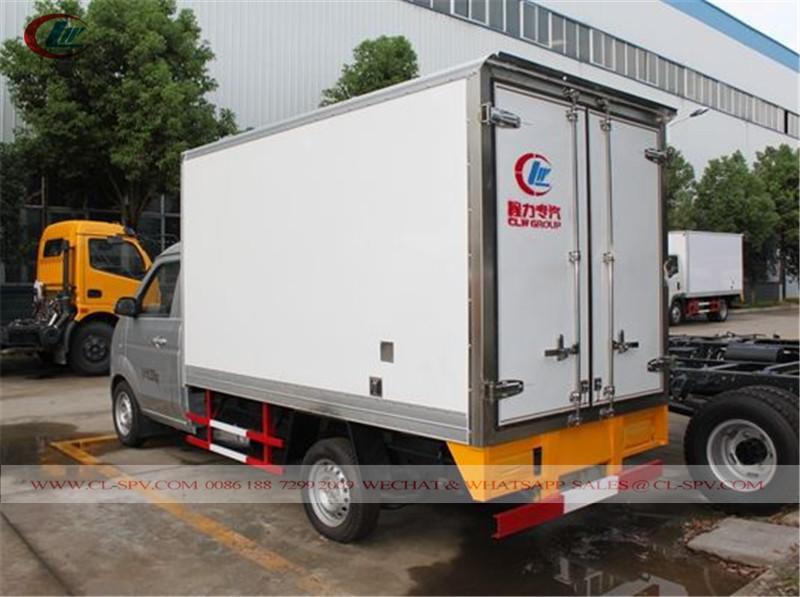 卡车上的 JBC 冷冻机