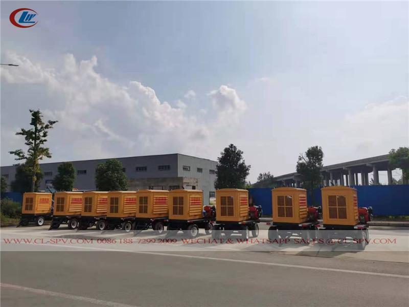 wholesales of flood drainage trailer